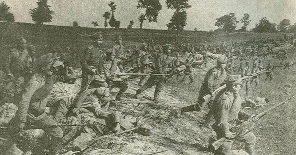 Брусиловский прорыв, 1916 год