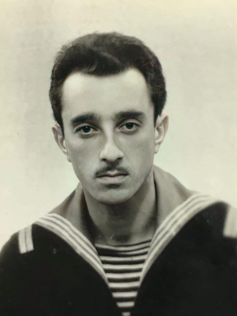 Руслан Фёдорович Берёза, 1960 год